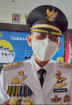 Resmi Dilantik, Dr.H. Dani Ramdan MT Menjadi Penjabat (PJ) Bupati Kabupaten Bekasi