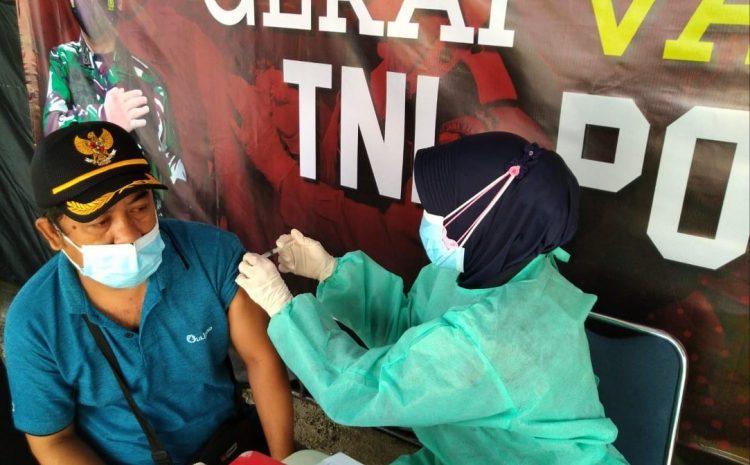 Gerai Vaksin Presisi Polres Kepulauan Seribu Hari ini Suntik 62 Peserta
