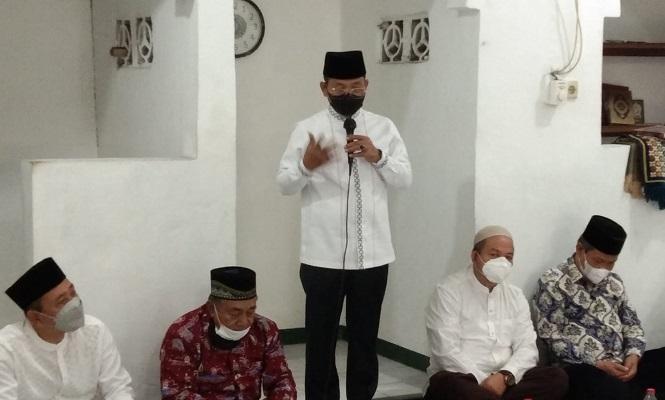 PCM Dan Mushollah Al Ijtihad Memberi Santunan Kepada Yatim Serta Dhuafa