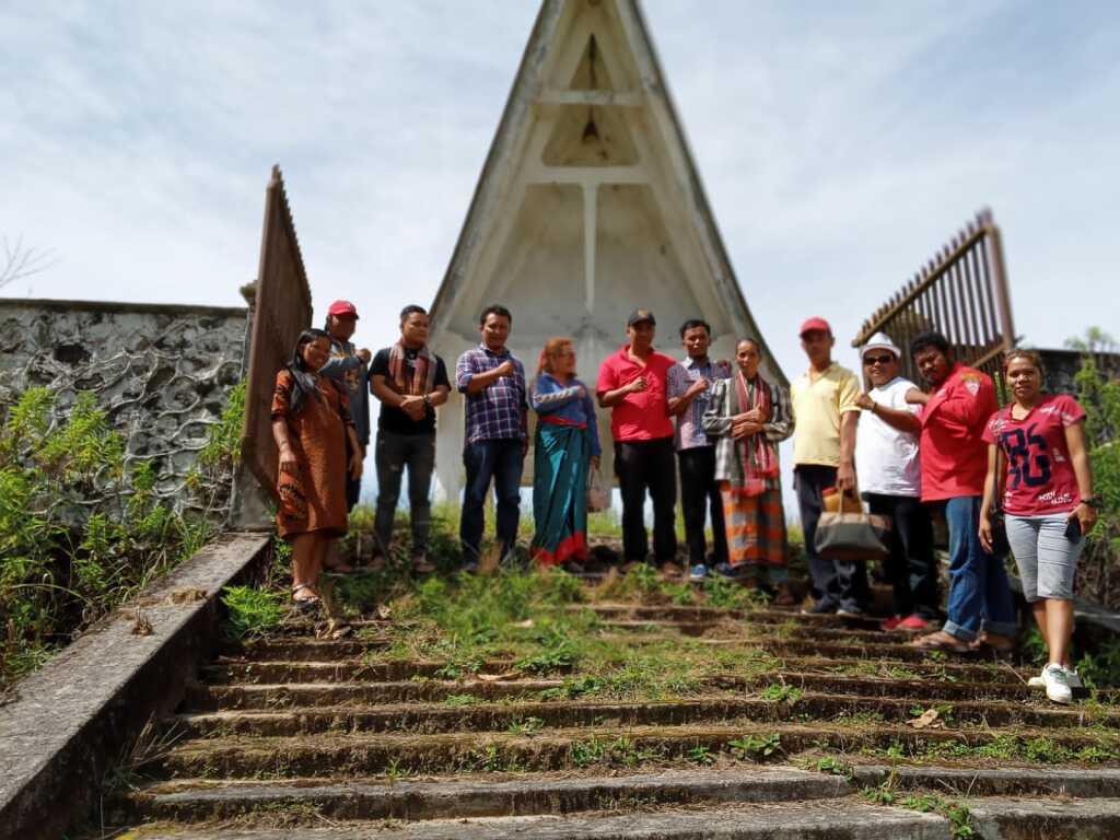 Pembesaran Organisasi Pemuda Batak Bersatu Sampai Tingkat Desa DPD Pemuda Batak Bersatu Sumatera Utara Turun Tangan