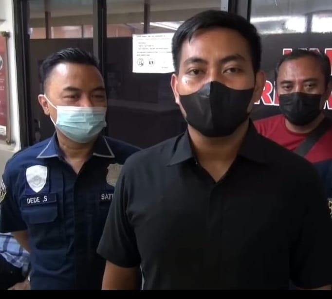 Kanit Resmob Polres Jakarta Barat Iptu Rizky Ari Budianto Ringkus Penjambret Sebelumnya Viral di Sosmed