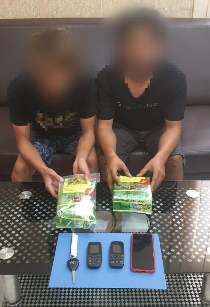 Polda Sumut Bongkar Peredaran Narkoba Jaringan Antar Provinsi