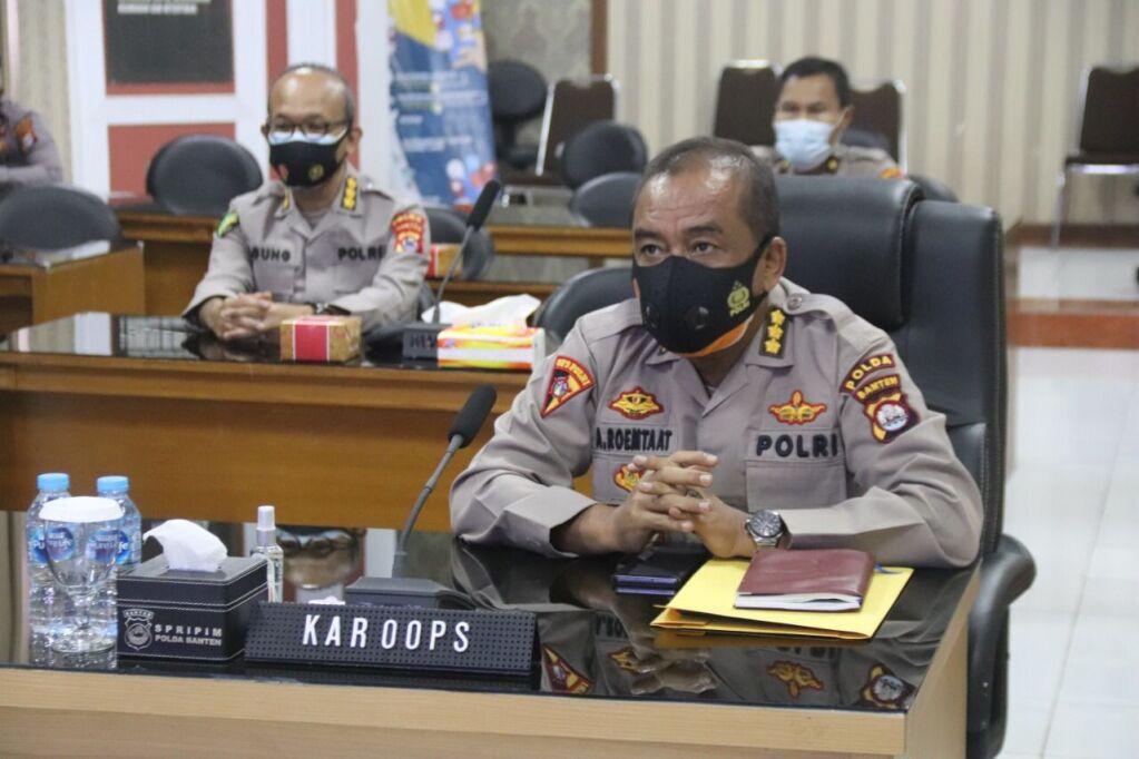 Akhir September 2021, GKTM di Wilayah Hukum Polda Banten Meningkat 52%
