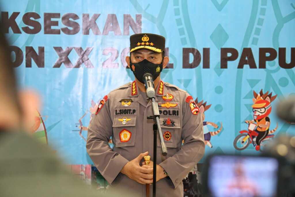 Kirim Surat ke Jokowi, Kapolri Ingin Tarik 56 Pegawai KPK Yang Tak Lolos TWK Jadi ASN di Bareskrim