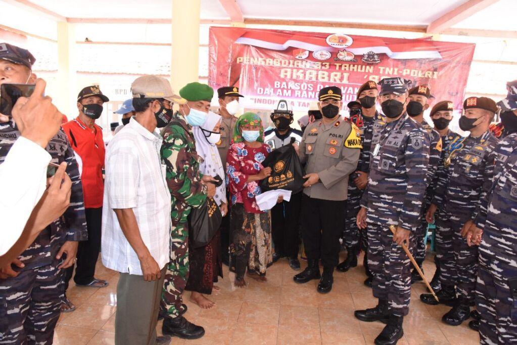 33 Tahun Pengabdian, Altar 89 Gelar Bakti Sosial di Jawa Timur