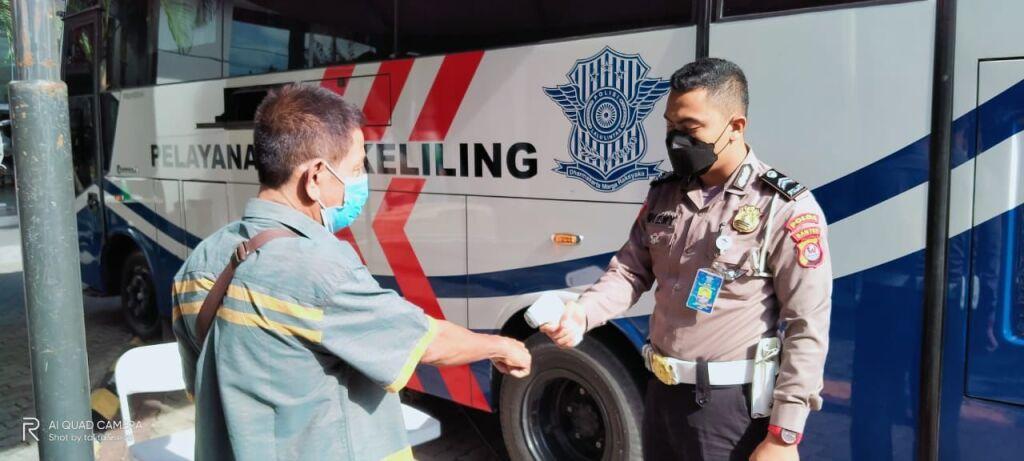 Ingin Perpanjang SIM Besok, Berikut Lokasi SIM Keliling Polda Banten