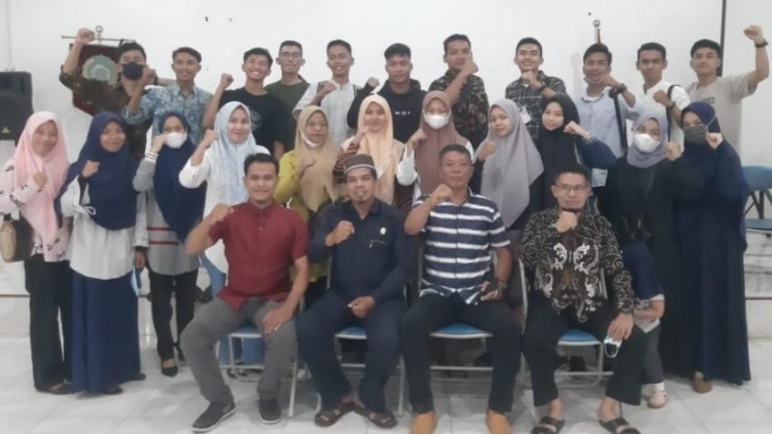 Ketua Lesqi Kabupaten Labuhanbatu Langsung Memantau Latihan Kontingen Lesqi
