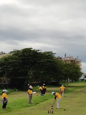 Kepengurusan Cabang Olahraga Woodball (IWBA) Di Pemkot Tangsel Rusuh